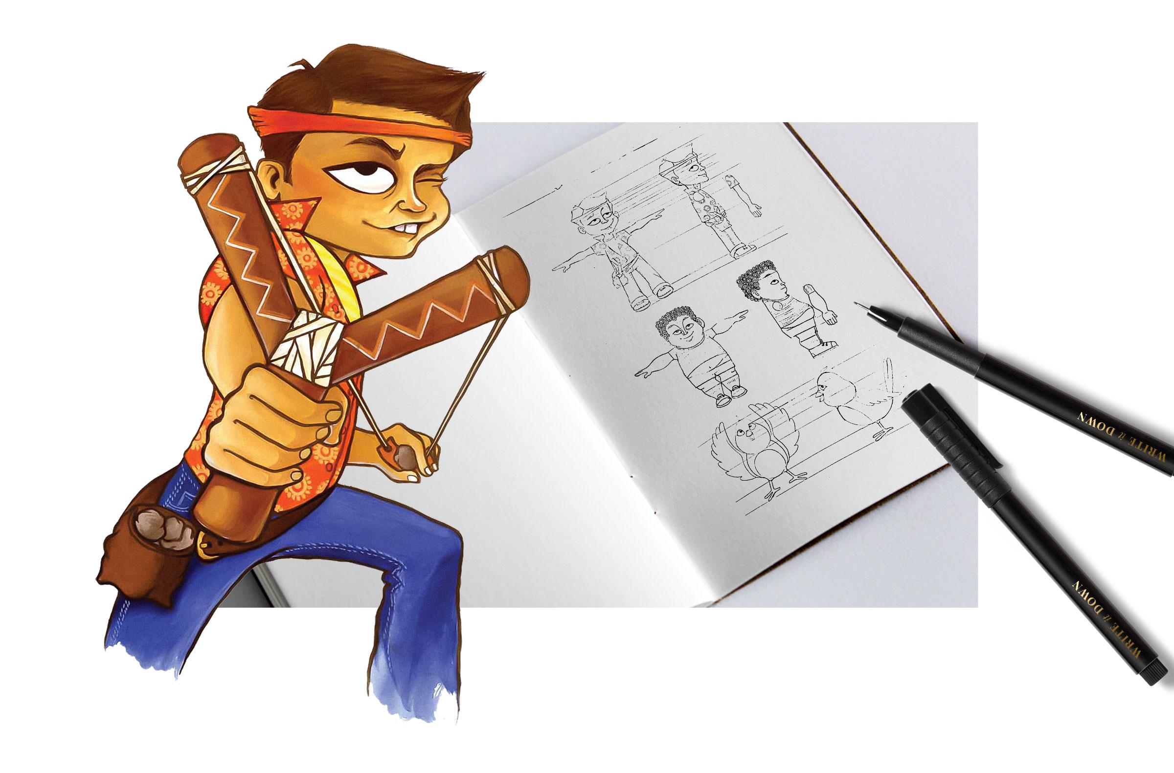 trouble-makerz-sketch